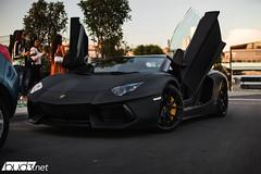 Lamborghini Aventador LP700-4 Roadster. (Stefan Sobot) Tags: serbia belgrade lamborghini beograd roadster srbija runningaround aventador lp7004 bud3net kadigde