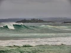 Rough Sea IV (elphweb) Tags: ocean sea seaside waves bigwaves roughsea bigocean falsehdr