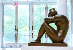 2013_edition_04_25 (Ilya Gulyaev) Tags: nyc travel newyork art statue museum met metropolitanmuseum