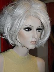 Rootstein Mannequin (capricornus61) Tags: portrait art mannequin window face shop hair model doll dummies display body hobby plastic wig dummy schaufensterpuppe figur collecting puppe rootstein schaufensterfigur