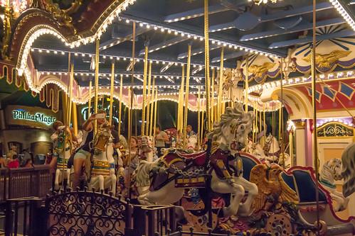 Selfie carousel