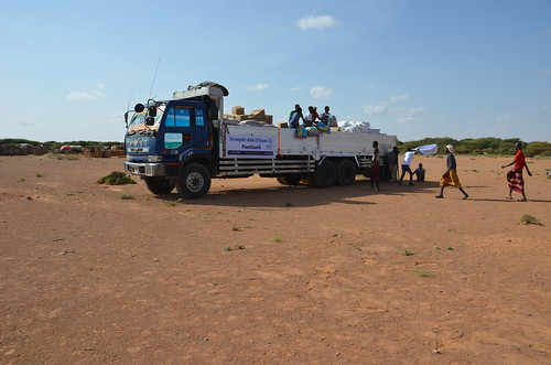 Emergency Food Relief in Puntland