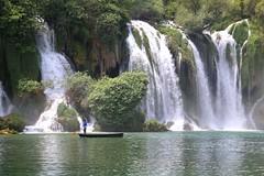 Kravice waterfalls, Bosnia and Herzegovina (Frans.Sellies) Tags: waterfalls brilliant  kravice img9529