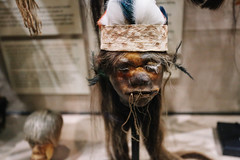 QF4C7800 (leslilundgren) Tags: shrunkenhead pittriversmuseum