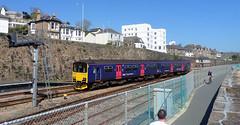 150120 at Penzance (Marky7890) Tags: train cornwall penzance sprinter dmu fgw class150 150120 2c45