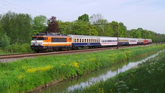 9908 (Spiketrain2008) Tags: dordrecht zuid locomotief 9908 locon railpromo