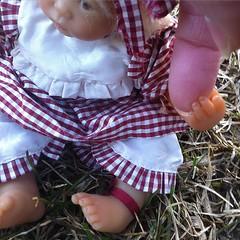 #artistdoll #annettehimstedt #himstedt #doll #babydoll #miniature (astrosnik) Tags: square doll artist vinyl german squareformat annette kleine kleines lieschen himstedt annettehimstedt iphoneography instagramapp uploaded:by=instagram