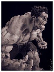 Red Hulk | Statue | Sideshow Collectibles (leadin2) Tags: red white black statue canon format hulk marvel exclusive premium sideshow rulk