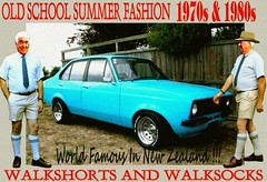 Old School Summer 70s 80s 5jpg (Save The Last Ocean) Tags: auto camera old blue newzealand summer classic cars ford car fashion socks canon golf 1982 sock 2000 walk sommer 4 sox snapshot retro 1600 auckland golfing nz 1984 mens older 1981 mk2 polyester summertime shorts 1983 autos worldcup knees 1970s kiwi knee 1986 1980 1980s 1985 saloon gent gentleman golfers escort golfer kneesocks 1300 kiwiana gentlemens menswear longsocks mark2 britsh tallsocks pullupyoursocks walkshorts walksocks menssummerfashion walkshortsandwalksocks longgolfingsocks menslongsocks socksforplayinggolf longgolferssocks