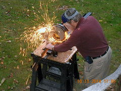 Hank Kennedy table saw project - diy guide rails 11