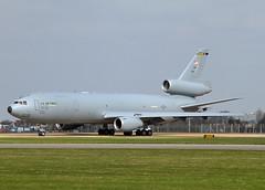 91710 Douglas KC-10A Extender USAF 305AMW (McGuire) (Keith B Pics) Tags: mhz usaf mcguire usairforce kc10 extender mcdonnelldouglas mildenhall egun 91710 305amw gold61 891710