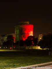 CRW_1158 (radical239) Tags: street night canon lights colours greece macedonia thessaloniki   sx220hs thessalonikinightlife