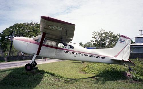 Cessna U 17A 66-14425-02 CATC Hua Hin Jul95