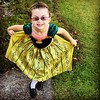 Daughter as #Anna from #Frozen... Nothing... (drnvrmore) Tags: anna cute halloween frozen costume sweet trickortreat adorable disney lovely elsa curtsy curtsey beggarsnight uploaded:by=flickstagram nvrmorefamily instagram:photo=83929384026632954213179062