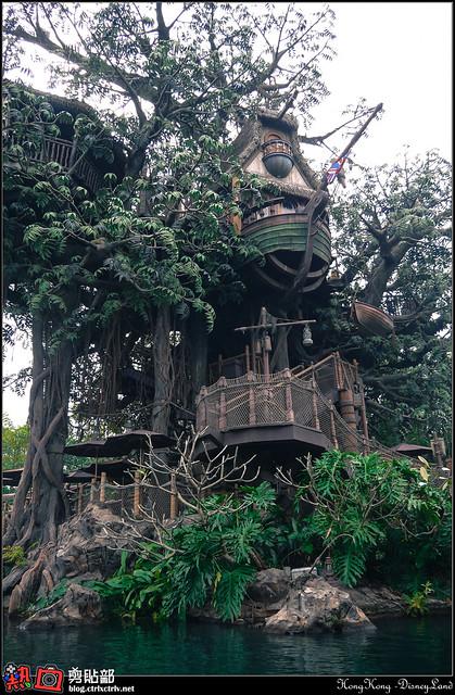 HongKong Disney Adventureland