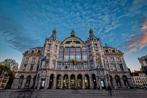 Antwerpen Centraal Station, Belgium