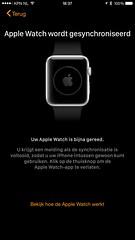 Nog heel, heel even wachten! #applewatch
