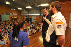 Nathan Morcom School Visit 10