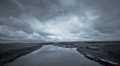 SART032516 (RhinoSkin) Tags: sky cloud snow river landscape milk alberta