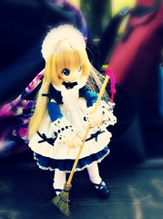 Grace (cheshirelayla@ymail.com) Tags: doll grace fairy lil deformed euronoe picconemo