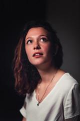 Lucie (Guillaume Bou) Tags: lighting portrait studio portraiture setup mode lucie