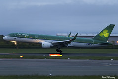 Aer Lingus 757-200 EI-LBR (birrlad) Tags: morning ireland dublin airplane dawn washingtondc airport aircraft aviation airplanes landing international airline boeing arrival airways approach airlines runway shamrock landed dub aerlingus 757 airliner ei asl arriving b757 757200 7572q8 b752 eilbr ei118