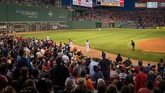 The Catch (Dave Chiu) Tags: boston baseball redsox fenway