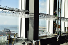 A bar vith a view (Maria Eklind) Tags: bar se hotel sweden sverige malm consert hotell skybar congresscenter clarionhotel skneln malmlive clarionmalmlive