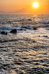 Spring sunsets Fuji (shinichiro*@OSAKA) Tags: japan evening spring fuji may sunsets jp  kanagawa crazyshin   miura 2016    arasaki afsnikkor2470mmf28ged   nikond4s 20160505ds31156