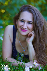(PinkPetra) Tags: pink portrait woman cute nature girl smile face lady female canon outside happy 50mm hungary natural outdoor makeup happiness headshot curly smiley 7d 3p 2016 portraitphotography portr pinkpetraphotography horvthpetra
