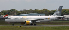 Airbus A320: 3376 EC-KLT A320-216 Vueling Newcastle Airport (emdjt42) Tags: airbus a320 newcastleairport vueling ecklt