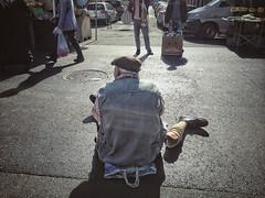 Legless on Rue Royale. Schaerbeek, May 2016. (joelschalit) Tags: bruxelles brussels belgium belge europe europeanunion eu health beggar poverty austerity men unemployment portrait street neoliberalism class joelschalit