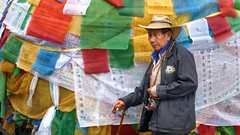 Pilgrim at Barkhor, Tibet 2015 (reurinkjan) Tags: lhasa tar 2015 tibetautonomousregion insenceburner tsang   tibetanplateaubtogang tibet lhasacounty pilgrimnekorwakormi tibetancustomtraditionbodlugs pilgrimagenekor prayerflaglungta manyprayerflagstogetherdarpung prayerflaginthewinddarchoklungky tibetanbpa tibetanpeoplebmi bmbang thewildfolksoftibetbsin tibetanpeoplebrik prayerflagdarchok mountaintopritualwithprayerflagsrisanglungta fourwindhorsedeitiesfouranimalskhyungbirddragontigerandlionrlungrtalhabzhilungtalabzhi janreurink onpilgrimagenekorpa greatsacredplacenechen  barkhor circumambulationroadinlhasa encirclingjokhangmonastery tarajhang pellhamoshrine