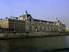 Muse d'Orsay (woodchuckiam) Tags: sky paris france museum river railwaystation artmuseum leftbank impressionist masterpieces musedorsay riverseine beauxarts garedorsay woodchuckiam postompressionist oneoflargestineurope