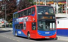 Wilts & Dorset 1541 - HJ63JKE (Southern England Bus Scene) Tags: more gsc wd 1541 wiltsdorset morebus gosouthcoast hj63jke