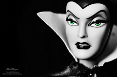 Evil Queen Disney Store (Lindi Dragon) Tags: doll evil disney queen ursula mattel disneystore gothel