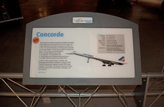 Concorde (stevesheriw) Tags: smithsonian nationalairandspacemuseum udvarhazy chantilly virginia concorde airfrance sst supersonic fbvfa airplane