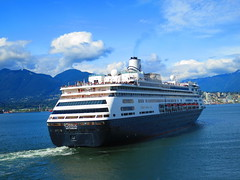 IMG_2668 (sevargmt) Tags: vancouver british colombia bc canada cruise ncl norwegian pearl may 2016 downtown place holland america volendam ship