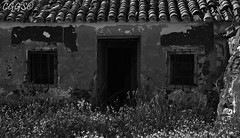 "(""CGGS Photography"" on Facebook) Tags: cggs photography fotografa photographer fotografa fotografo spain espaa nikon nikond90 d90 mono bw byn blackandwhite blancoynegro monocromtico bnw contrast dark darkness shadows shades serene airelibre sunset night light sun landscapetrees old photoshop natur house casa oldhouse casavieja nature rural history walk countryside campo town la rocks candid rock building grey landshaft lights stone door"