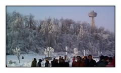 105 Niagara Falls, Ontario 2004 (DBattag) Tags: winter ice waterfalls scenary niagaraonthelake niagarafallsontario