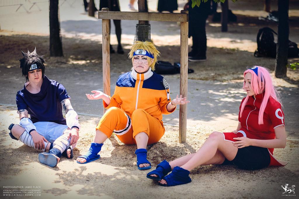 The World's newest photos of haruno and sasuke - Flickr Hive