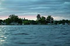 58 (_T_Willi_95) Tags: sunset summer usa lake nature beautiful night canon outdoors boat americanflag edits photograghy lakeorion canont3i rebelt3i