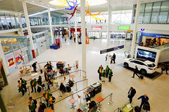 Domestic Departures (A. Wee) Tags: toronto ontario canada hall airport terminal domestic departure pearson yyz