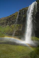 1 - Cascate di Seljalandsfoss (29)-2 (Yksel85) Tags: streetart reykjavic islanda iceland horse iceberg geyser nikon rome church art cavallo vulcano murales viaggi travel turista fiordo fiordi ghiacciaio blonduoss cascate waterfall