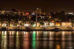 Nocturna Oporto (Pat Celta) Tags: portugal nikon d70 nocturna oporto nikkor18140mm