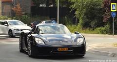 Porsche 918 Spyder 2014 (XBXG) Tags: auto holland netherlands car germany deutschland automobile nederland super voiture spyder german porsche plugin hybrid allemagne paysbas supercar v8 deutsch 2014 duits 918 sportwagen overveen sportive hybride allemande worldcars porsche918 pluginhybride 3tzr10