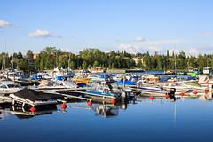 FIN_115 - Kuopio (Viaggiatore Fantasma Summer Tour 2016 - CH-LI-AT) Tags: canon 5d finlandia finland suomi kuopio lago lake see kallavesi porto harbor harbour hafen