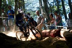 Campionato italiano Downhill - 06 (FranzPisa) Tags: sport italia downhill ciclismo eventi luoghi genere campionatoitaliano altreparolechiave abetonept