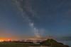 'A Starry Twilight' - Llanddwyn Island, Anglesey (Kristofer Williams) Tags: llanddwynisland ynysllanddwyn anglesey milkyway night sky stars landscape nightscape lighthouse bay beach coast walescoastpath stdwynwen loversisland galaxy astro astrophotography island twilight nauticaltwilight