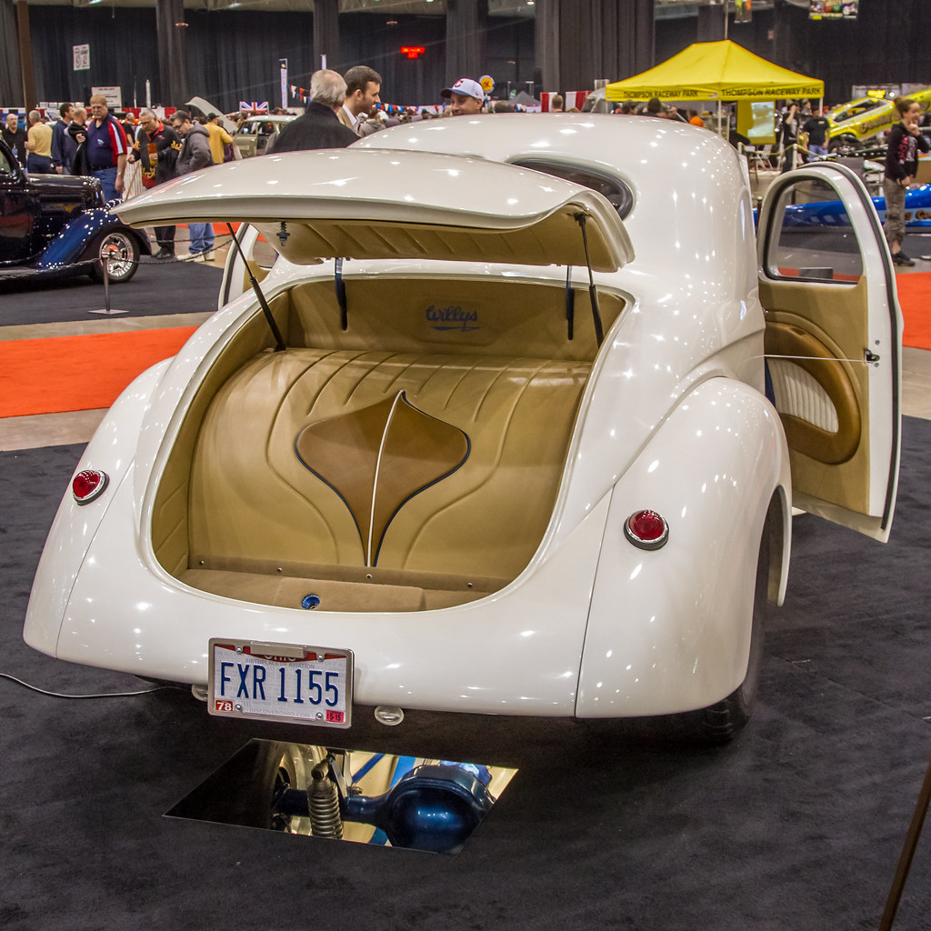 The Worlds Most Recently Posted Photos Of 1941 And Customcar Pontiac Silver Streak Coupe Willys Pro Street Machine Trunk Detail Cunningba Tags Auto Ohio Automobile